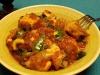 Pfannengerührter Tofu mit Chilirelish und Cashewkernen (Tatjana Kononenko)