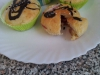 Erdbeer-Käsekuchen-Muffins (Franzi Wilke)