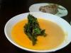 Scharfe-Kürbis-Kokos-Suppe