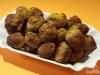 Currywurst-Bällchen