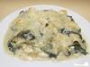 Feta-Spinat-Lasagne
