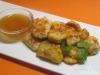 Hähnchen-Nuggets mit Honig-Senf-Sauce