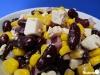 Mais-Bohnen-Salat mit Feta