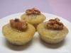 Mini-Bananenküchlein mit Walnüssen