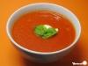 Scharfe Tomatensuppe