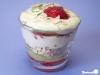 Schichtmüsli mit Obst und Soja-Vanille-Joghurt