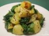 Würzige Bratkartoffeln aus dem Ofen