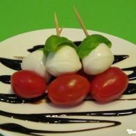 Tomate-Mozzarella-Minis