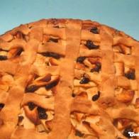 Apfel-Gitterkuchen
