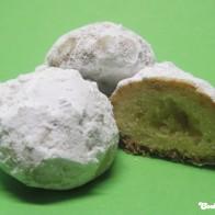 Gebackene Limettenbällchen