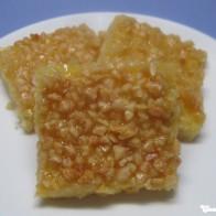 Buttermilch-Mandel-Kekse