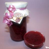 Himbeer-Pink-Grapefruit-Konfitüre