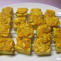 Tandoori-Tofu-Spieße