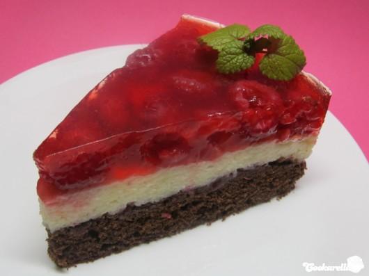 Himbeer Griess Torte Cookarella Rezepte Kreatives Kochen Und