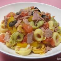 Tortellinisalat mit Thunfisch