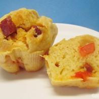 Pikante Chorizomuffins