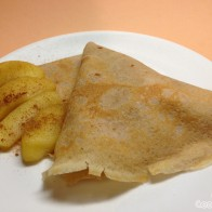 Apfel-Zimt-Crêpes