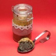 Schoko-Mohn-Kuchen aus dem Glas